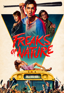 Filmplakat Freaks Of Nature