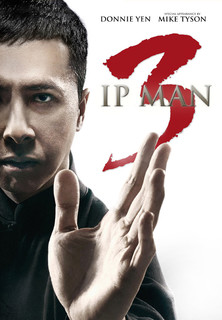 Filmplakat Ip Man 3