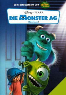 Filmplakat Die Monster AG