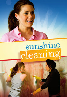 Filmplakat Sunshine Cleaning