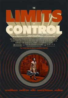 Filmplakat The Limits of Control