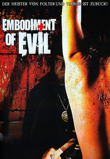 Filmplakat Embodiment of Evil