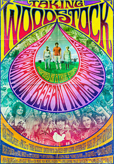 Filmplakat Taking Woodstock