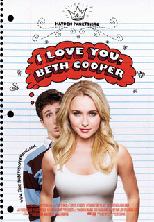 Filmplakat I Love You, Beth Cooper