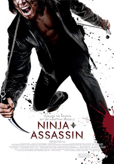 Filmplakat Ninja Assassin