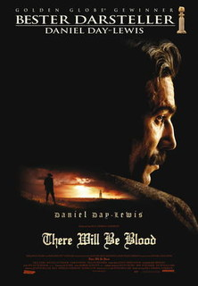 Filmplakat There Will Be Blood