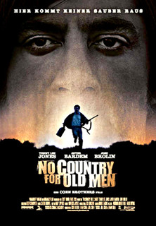 Filmplakat No Country For Old Men