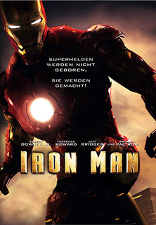 Filmplakat Iron Man