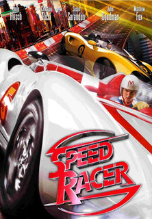 Filmplakat Speed Racer