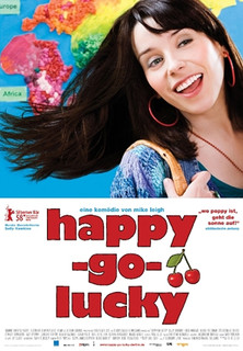 Filmplakat Happy-Go-Lucky