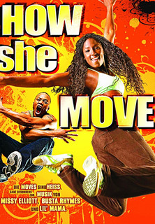 Filmplakat How She Move