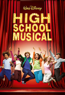 Filmplakat High School Musical