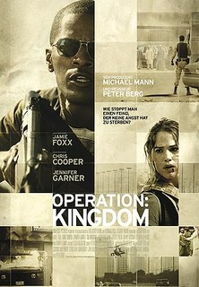 Filmplakat Operation: Kingdom