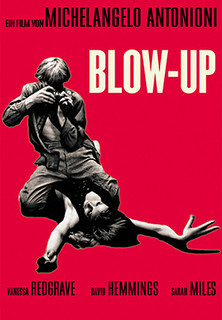 Filmplakat Blow Up
