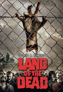 Filmplakat Land of the Dead
