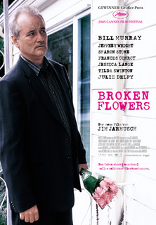 Filmplakat Broken Flowers
