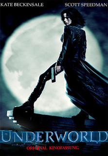 Filmplakat Underworld