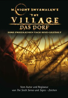 Filmplakat The Village - Das Dorf