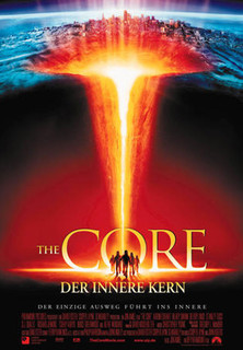 Filmplakat The Core - Der innere Kern