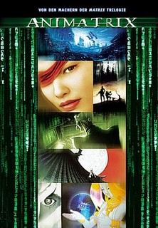 Filmplakat Animatrix
