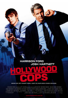 Filmplakat Hollywood Cops