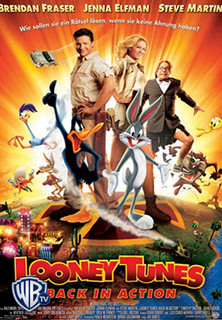 Filmplakat Looney Tunes: Back in Action