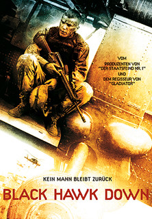 Filmplakat Black Hawk Down