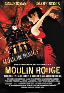 Filmplakat Moulin Rouge