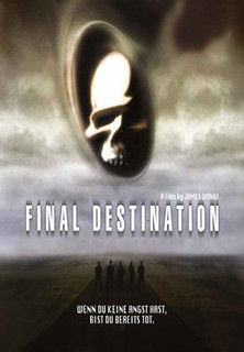 Filmplakat Final Destination