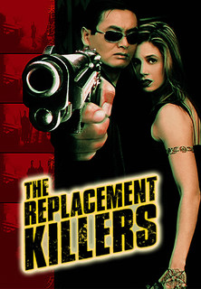 Filmplakat The Replacement Killers