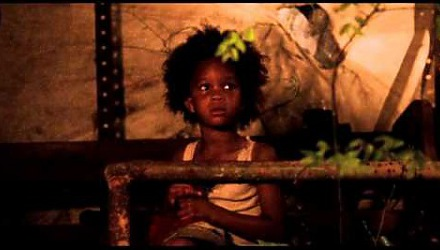 Szenenbild aus dem Film 'Beasts of the Southern Wild'
