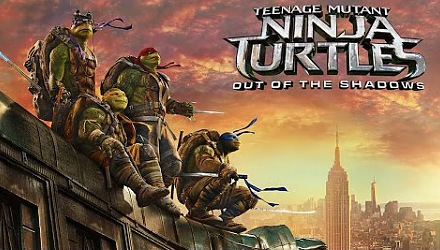 Szenenbild aus dem Film 'Teenage Mutant Ninja Turtles 2: Out Of The Shadows'