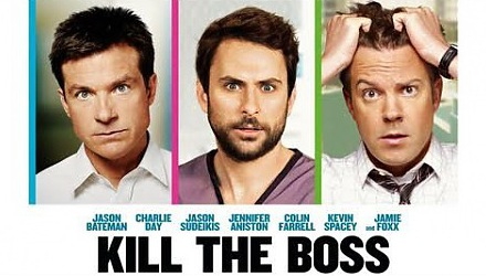 Szenenbild aus dem Film 'Kill The Boss'