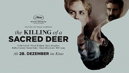 Szenenbild aus dem Film 'The Killing Of A Sacred Deer'
