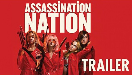 Szenenbild aus dem Film 'Assassination Nation'