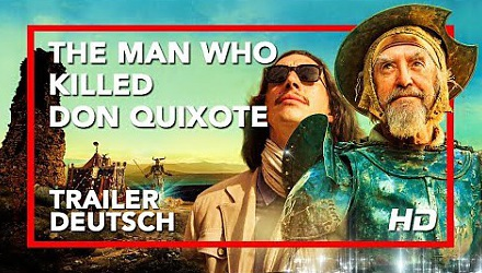 Szenenbild aus dem Film 'The Man Who Killed Don Quixote'