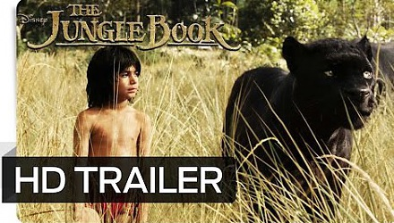 Szenenbild aus dem Film 'The Jungle Book'