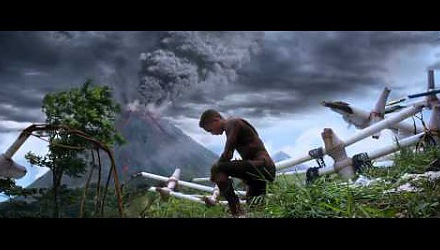 Szenenbild aus dem Film 'After Earth'