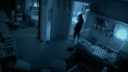 Szenenbild aus dem Film 'Paranormal Activity 2'