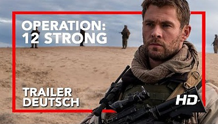 Szenenbild aus dem Film 'Operation: 12 Strong'