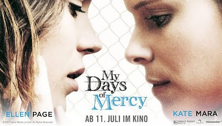 Szenenbild aus dem Film 'My Days Of Mercy'