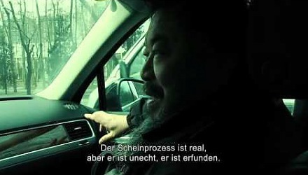 Szenenbild aus dem Film 'Ai Weiwei - The Fake Case'