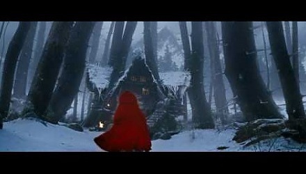 Szenenbild aus dem Film 'Red Riding Hood'