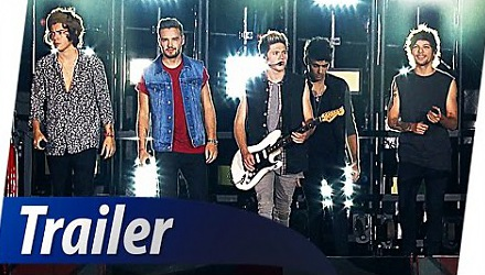 Szenenbild aus dem Film 'One Direction: Where We Are - Der Konzertfilm'