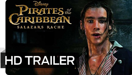 Pirates Of The Caribbean 5: Salazars Rache