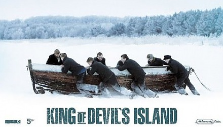 Szenenbild aus dem Film 'King of Devil's Island'