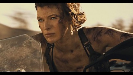 Szenenbild aus dem Film 'Resident Evil 6: The Final Chapter'