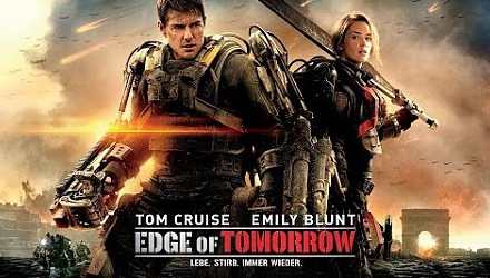 Szenenbild aus dem Film 'Edge Of Tomorrow'