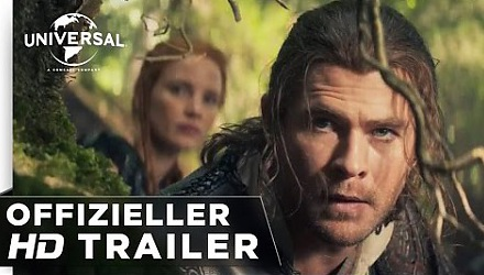 Szenenbild aus dem Film 'The Huntsman & The Ice Queen'