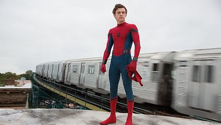 Szenenbild aus dem Film 'Spider-Man: Homecoming'